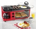 3-in-1 Breakfast Station by Nostalgia Review