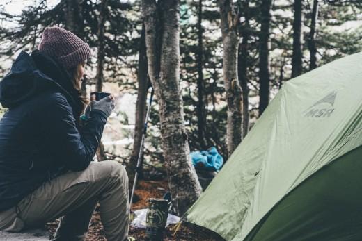 Hantavirus and camping