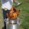 Deep Fry a Turkey