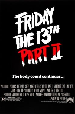 Film Review: Friday the 13th Part 2