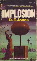 Implosion, a Scifi Book Review