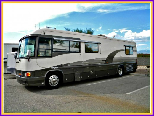 A well maintained Diesel Motor Home will last as long as you like.