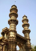Incredible India: The Shaking Minarets of Ahmedabad