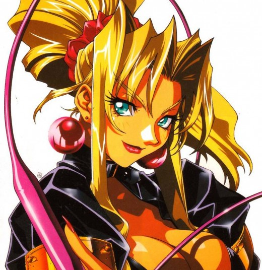 Sofia (Battle Arena Toshinden)