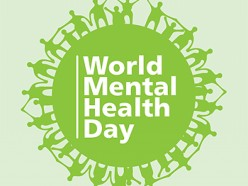 It's World Mental Health Day