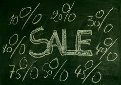 How Much Is 30% or 40% Off? -- Calculating Percents in Your Head