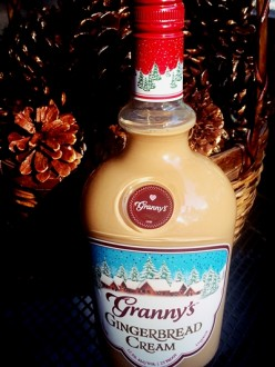 Taste of the holidays: Review of Granny's Gingerbread Cream + recipes