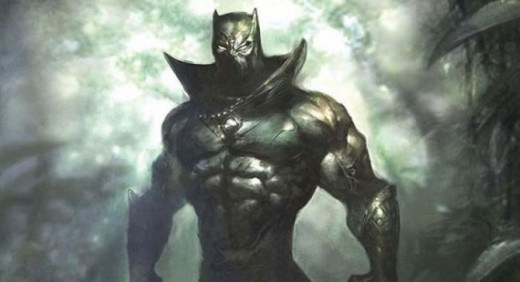Current Black Panther, T'Challa