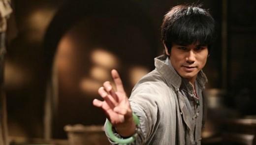 Phillip Ng, as Bruce Lee