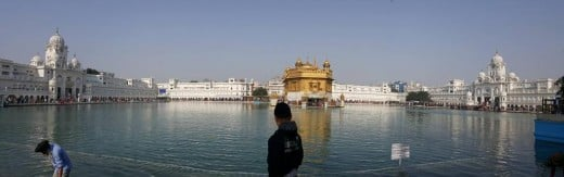 Harmandar Sahib