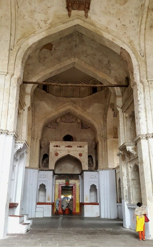 Chaturbhuj Temple Khajuraho