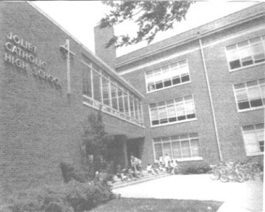 Catholic High when Father Ryan taught here