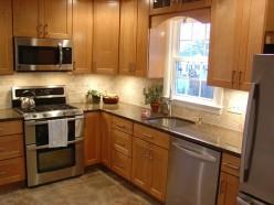 Types of Modular Kitchens