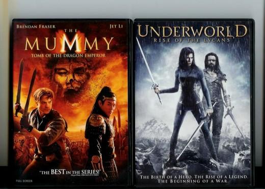No Kate Beckinsale in Underworld 3