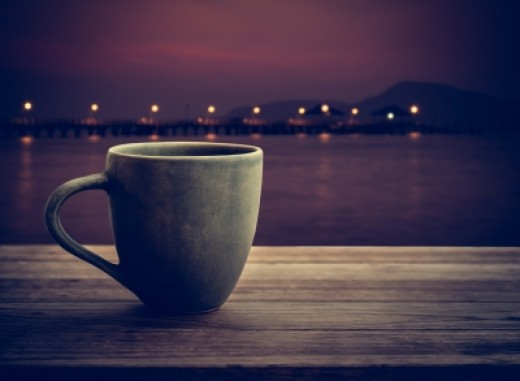 Coffee beckons you closer, meandering arm and arm with your loved ones, relishing long strolls, reminiscing.
