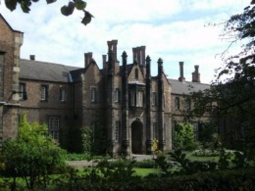 York St John University in York