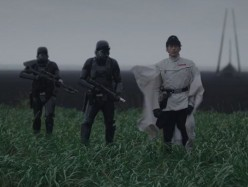 Star Wars Rogue One Trailer - Three Initial Thoughts