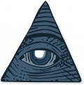The Pyramid and All-seeing Eye are Symbols of God and Jesus