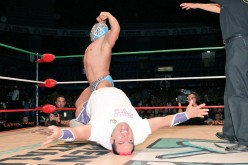 CMLL Super Viernes: Cinderella, Thy Name is Valiente!