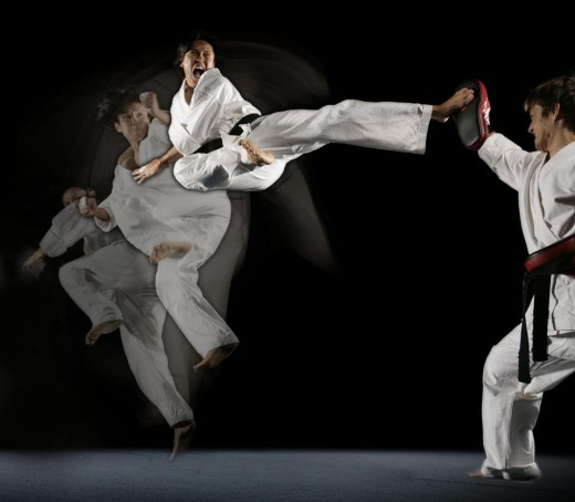 Advancing martial arts practitioners start realizing that there's more to martial arts than they were initially told.