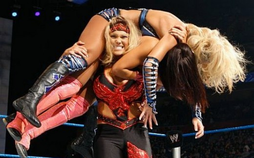 Beth Phoenix had the power