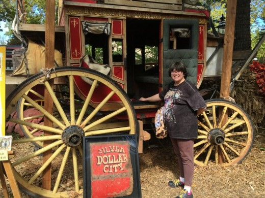 The Journey Stagecoach