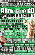 CMLL Tuesday Preview: Dorada Rules