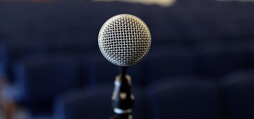 Face your fears of public speaking and drop the mic