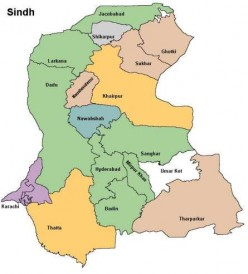 Partition of Sindh I