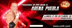 "CMLL Puebla: The ""Eh"" Show"