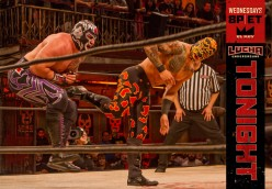 Lucha Underground Review: Snakes in the Bathroom