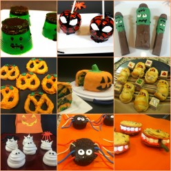 Top 5 Halloween Recipes to Make with Kids