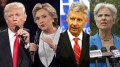 What are Gary Johnson's actual chances of winning the 2016 election?