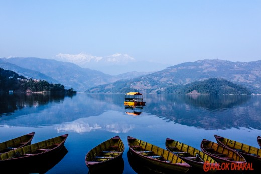 Begnas Lake, Pokhara Valley