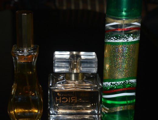 from my perfume collections