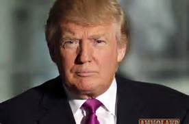 Donald J. Trump - 2016 Republican Party Presidential Candidate.