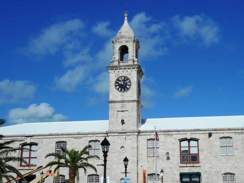 Clocktower Mall – Dockyard, Bermuda