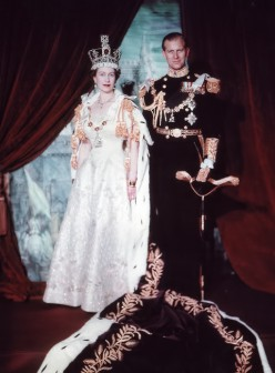 My 1950s Childhood. Chapter 3: A Coronation, a Television, and Treasure