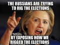 What's more important - The possible Russian hack or the exposed lies from the Democrats?