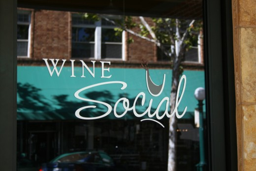 Wine Social features French and Italian vintages from Six Hands and Sorelle wineries.