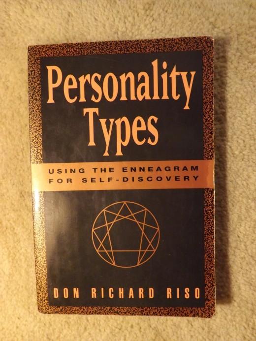 My copy of Riso's 1st enneagram book