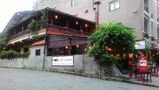 Caffe Concerto restaurant