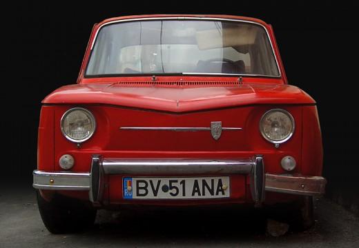 It looks just like Renault 8
