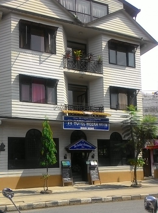 Gurkha's Restaurant building