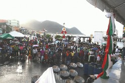 Reunion Celebrations  in Dominica