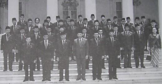1983 under President Suharto.