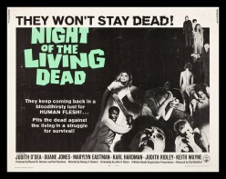 Differences Between Zombies: Night of the Living Dead and 28 Days Later