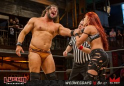 Lucha Underground Preview: Gift of the Gods