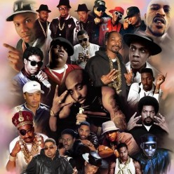6 Greatest... Old Skool Hip Hop Songs