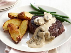 How to make a Mushroom Sauce